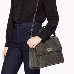 Kate Spade Embossed Leather Doris Purse